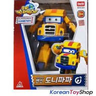 Super Wings Donnie PAPA Transformer Robot Toy Season 2 New Character