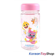 PINKFONG Cute Plastic Eco Water Bottle 350ml Made in Korea BPA Free Original