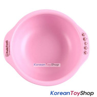 PINKFONG Corn Food Bowl Easy Light for Kids BPA Free Made in Korea Original