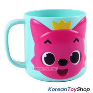 PINKFONG Cute Figuer Handle Cup Easy Light for Kids Made in Korea Original