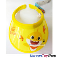 PINKFONG Visor Hat Sun Cap Kids Yellow Model Designed Made in Korea Original