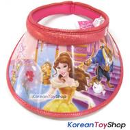 Disney Beauty and the Beast Visor Hat Sun Cap Kids Girl ROSE N.03