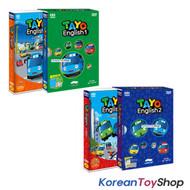The Little Bus TAYO DVD English Version Series 1,2 Set English Audio (Language)