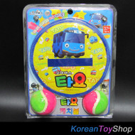 The Little Bus Tayo Outdoor Velcro Catch Ball Game Set Kids Toy