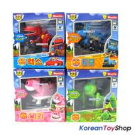 Gogo Dino MINI Transformer Dinosaur Robot 4 pcs Toy Set REX TOMO VIKI PING
