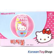 "Hello Kitty Beach Ball 15.7"" Inflatable Swimming Poor Party Water Toy"