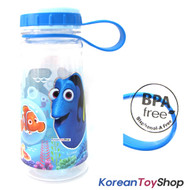 Disney Finding DORY Nemo Tritan Handle Water Bottle 450ml BPA Free Made in Korea