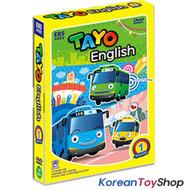 The Little Bus TAYO DVD English Version  SEASON2 Series 1 English Audio (Language)
