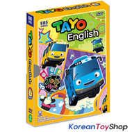 Korean Animation The Little Bus TAYO DVD SEASON2 Series 2 English Version (Language)