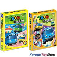Korean Animation The Little Bus TAYO DVD SEASON2  Series 1, 2 English Version (Language)