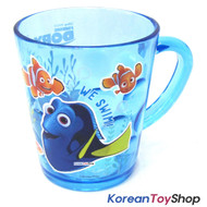 Disney Finding DORY Nemo Plastic Handle Cup 250 ml Light Strong Made in Korea