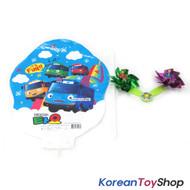 Little Bus Tayo Party Picnic Balloon Birthday Party Supplies w/ Pinwheel V.2