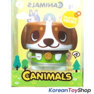 CANIMALS ATO / Mini Figure Collection Series / Academy / Made in Korea