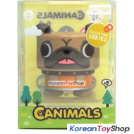 CANIMALS ULY / Mini Figure Collection Series / Academy / Made in Korea