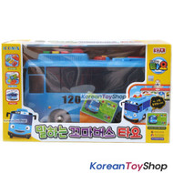 Little Bus Tayo Big Talking Tayo Toy w/ Sound Voice Effect Song Buttons Cards