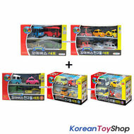 The Little Bus TAYO & Friends Special Set 22 pcs Mini Car Toy Set Iconix