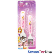 Disney Princess Stainless Steel Cute Spoon & Fork Set for Kids / BPA Free