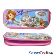 Disney Princess Sofia the First Dining Tool Zipper Case for Spoon Fork Chopstick