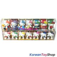 Hello Kitty 14 pcs Cute Mini Figure Set Toy / Good Fortune Theme