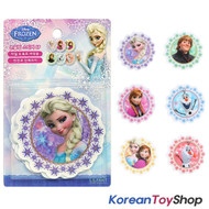 Disney Frozen Character Antislip non slip Stickers 6 Sheets Bath tub Bathroom