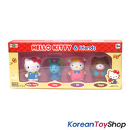 Hello Kitty & Friends 4 pcs Figure Set Toy