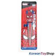 Marvel Spider Man Training Chopsticks Stainless Steel Avengers BPA Free Step 2