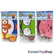 Pororo Balloon 3 pcs Set w/ Stick Loopy Crong Birthday Picnic Party Supplies