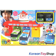 Little Bus Tayo - Bus Depot Center Playset (Tayo Rogi)