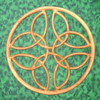 DeLeek Knot-Four Seasons-Everlasting Relationship-Wood Carving