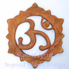 Lotus Om by Signs of Spirit.  Could be a wonderful gift for that special yoga teacher!