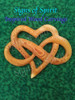 In Mathematics, the infinity symbol often represents a potential infinity...Love Potential when Signs of Spirit carves it!
