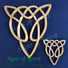 Celtic Wolf Knot in Miniature by Signs of Spirit