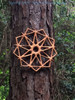 Baha'i Symbol of Faith-Double Nine-Pointed Star by Signs of Spirit.