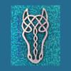 Epona-Celtic Horse Goddess- Mare Goddess -Wood Carved Horse Spirit