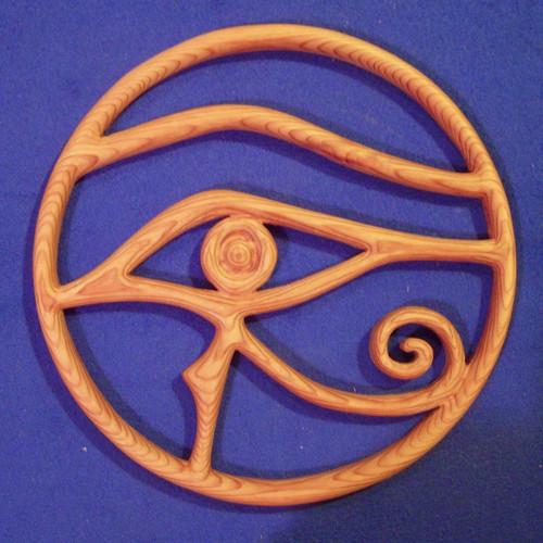 Eye of Horus-Protection-Ensure Health and Ward Off Sickness-Pharmacist Symbol-Udjat