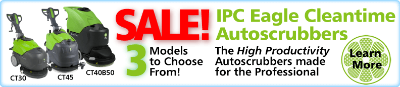IPC Eagle Autoscrubber Sale