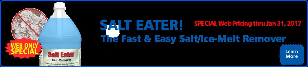 salt eater salt remover special