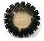 Tuff-Block® Floor Machine Brushes feature the exclusive showerfeed systems for improved perfomance.