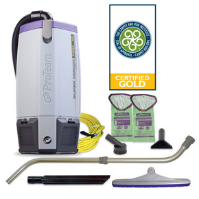 The Super Coach Pro 10 with Xover Kit includes everything you need to be productive immediately.