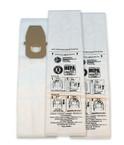 Genuine Hoover A890 Type Q Allergen Vacuum Cleaner Filter Bags.