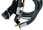 The 358AC Upholstery kit includes the upholstery tool, supply and vacuum hose and mesh bag.