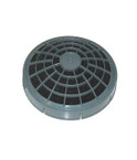 ProTeam 510183 Dome Filter with Foam Media