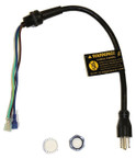ProTeam 100641 Power Cord Assembly with Strain Relief