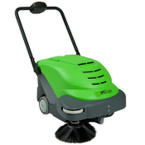 "The SmartVac 464 24"" Sweeper saves $$$ with increased productivity!"