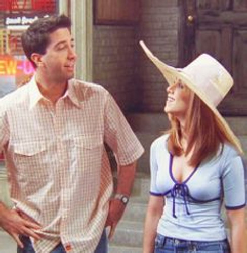 The 'Friends' Episode Featuring an SvdL Hat