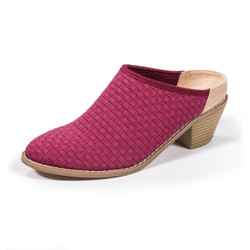 Michelle Cranberry Mules