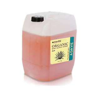 Agave Syrup Light - Raw Organic - 25.5kg