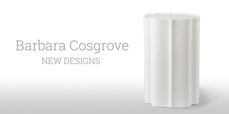 Barbara Cosgrove New Designs