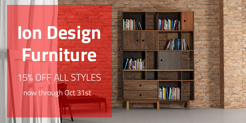 15% Off Ion Design Furniture