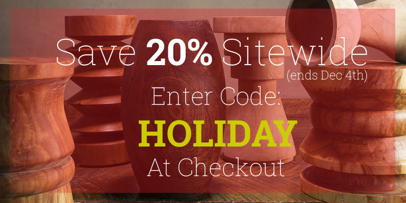 Save 20% with code: HOLIDAY